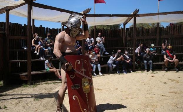Първият тематичен парк, посветен на Древен Рим, отвори врати в