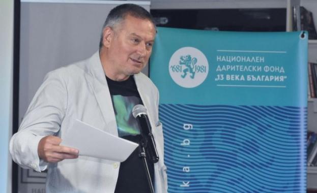 Писателят Георги Господинов стана първият автор в историята на конкурса