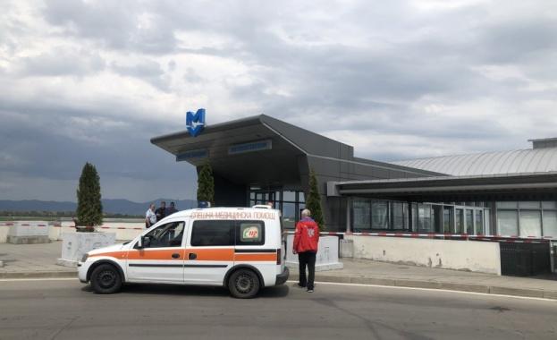 Опит за убийство и самоубийство в метрото до Летище София
