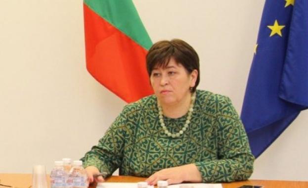 Служебният министър на туризма Стела Балтова ще вземе участие във