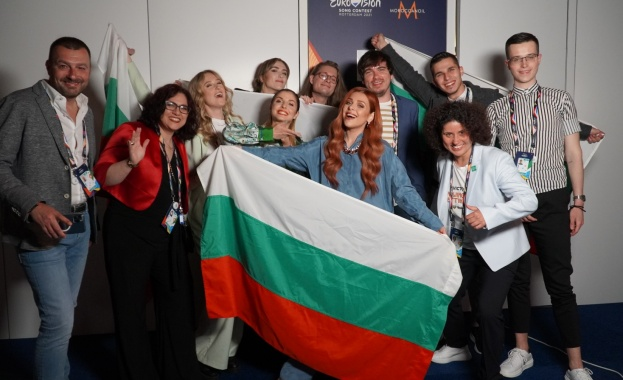България е на финал на Евровизия 2021 - най-престижната музикална
