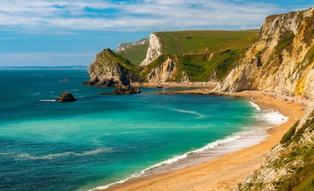 От британската брегова охрана се подготвят усилено за предстоящия летен