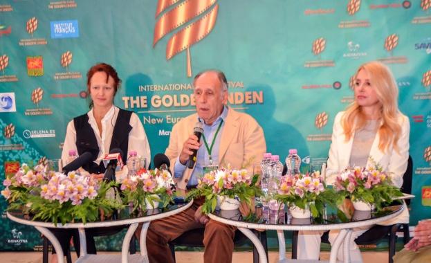 """Авторитетното жури на Международния филмов фестивал """"Златната липа"""