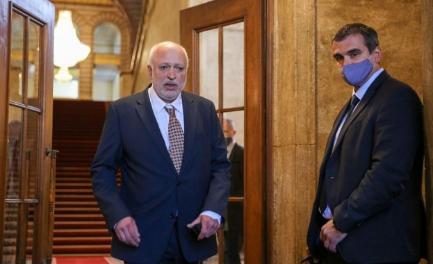 Министър Велислав Минеков се срещна днес в Министерството на културата