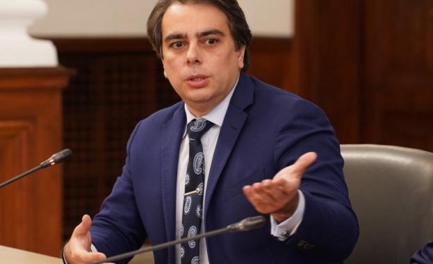 Асен Василев: Трябва да се спрат всички течове