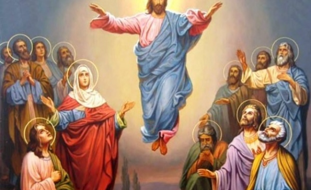 В четвъртък на Шестата седмица след Пасха празнуваме Възнесение Господа