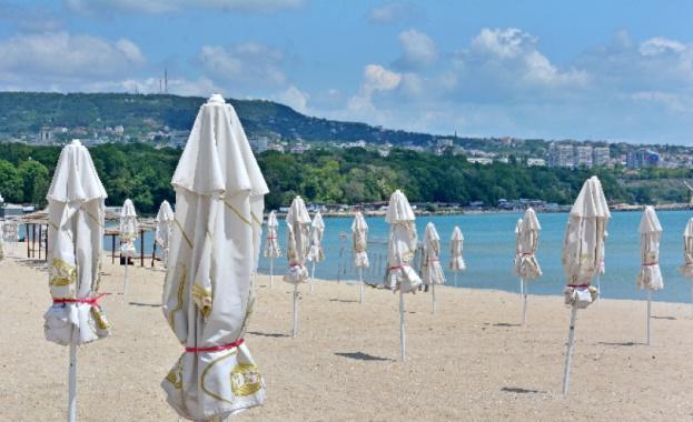 Туристическият сезон по Северното Черноморие започва при относително ниска заетост.