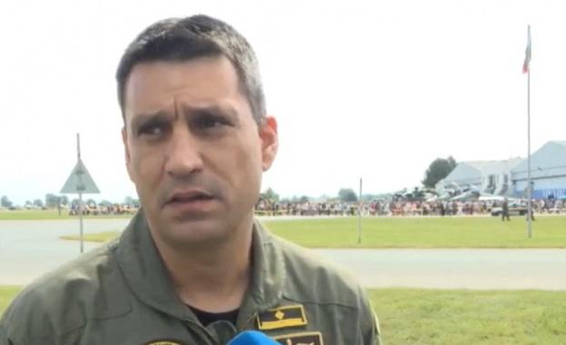 Изтребителят МиГ-29, управляван от майор Валентин Терзиев, най-вероятно се е