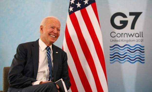 Президентът на САЩ Джо Байдън ще се срещне с германския