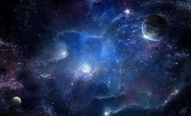 Учени откриха в центъра на галактиката Млечен път голяма звезда,