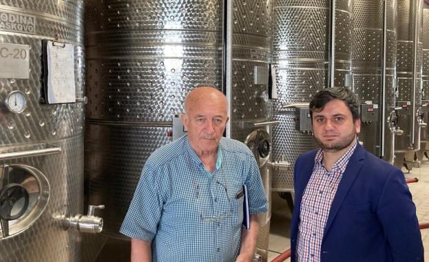 Българското вино трябва да си върне присъствието на световните пазари.