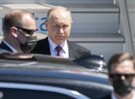 Путин и Байдън - първа среща в Женева