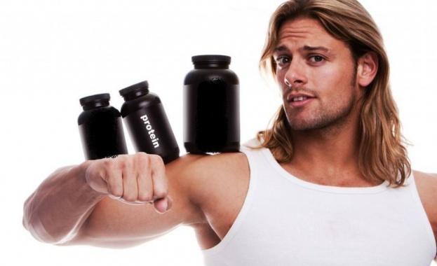 Значение на протеините в спорта