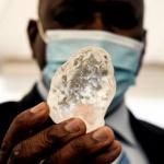 Африка: Откриха третият по големина необработен диамант в света