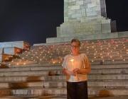 """Акция """"Свещ на паметта"""" организира руското посолство в навечерието на Деня на паметта и скръбта"""
