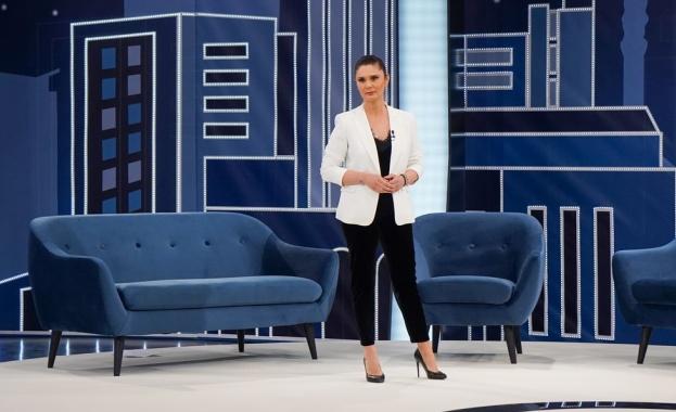 """Добрина Чешмедижиева ще води политическите диспути в праймтайма """"ИЗБОРИ 2021:"""