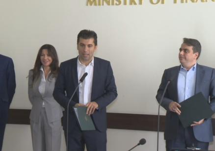 Кирил Петков: От днес малките и средни бизнеси могат да вземат кредити за възстановяване