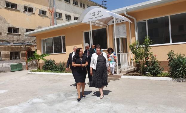 От днес затворът в Пазарджик има обучителен център, който ще