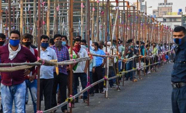 Лекарите и властите в Индия са загрижени от разпространението за