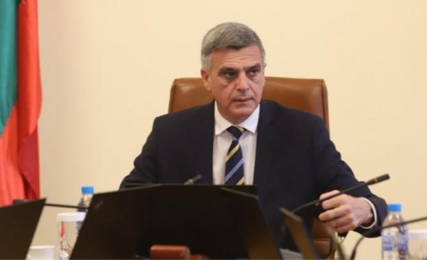 Янев започна поредици от срещи по енергийни теми