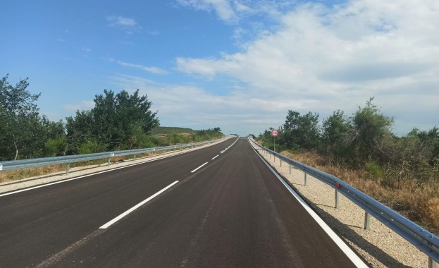 Възстановено е движението по път I-9 Варна – Бургас