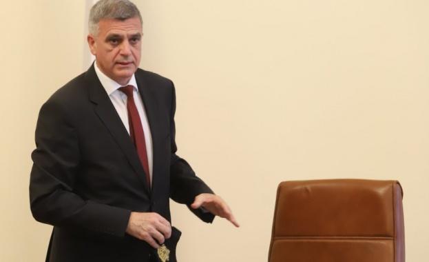 Янев: От партиите чух визии, които съвпадат със започнатото от служебния кабинет