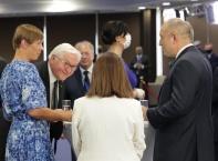 """Инициативата """"Три морета"""" събра лидерите на 12 държави в София"""