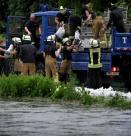 Германия похарчи за бежанци парите, предвидени за защита от наводнения