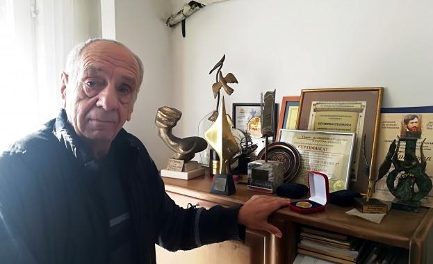 Внезапно почина знаковият поет Ивайло Балабанов