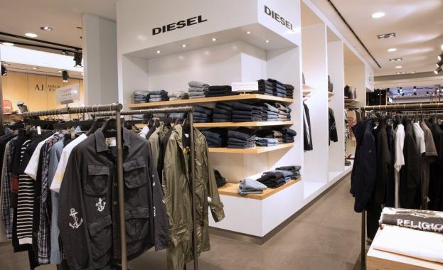 Дрехите Diesel – марката, която никога не остарява