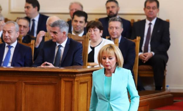 Първи внесени законопроекти в НС: За пенсиите, за личната помощ, НСО и за Комисия по ревизия