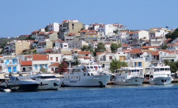Остров Закинтос е в оранжевата зона по заболеваемост в Гърция