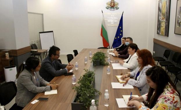 Промотираме българския туризъм в Китай