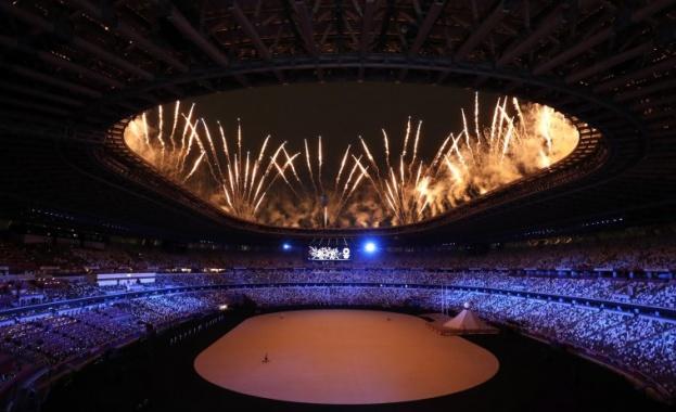 Започна церемонията по откриването на Олимпиадата в Токио