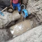 ВиК – Шумен разкачи първите 3 паралелни водопровода с голям диаметър