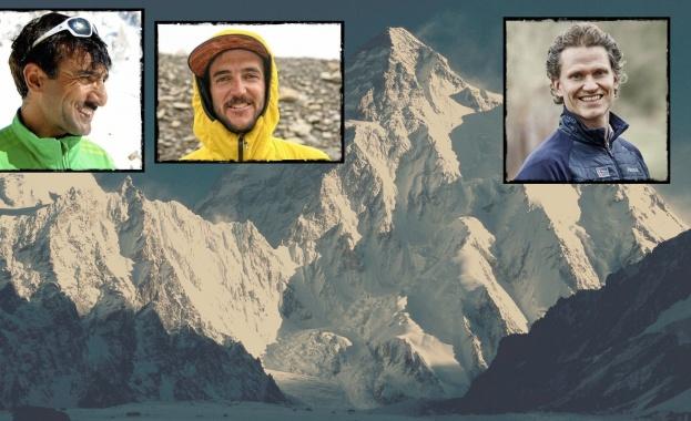 Откриха телата на тримата изчезнали на К2 през зимата алпинисти