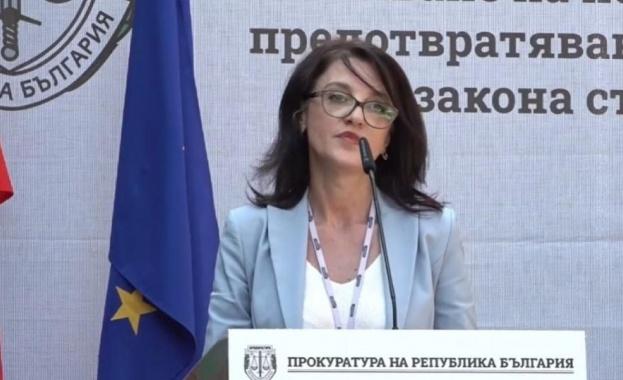 Валентина Маджарова: Прокуратурата не за първи път работи по сигнали срещу обвинител №1