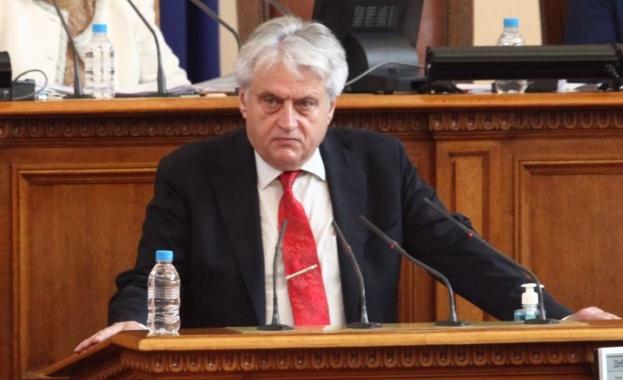 Рашков: Още днес ще получите част от доказателствата за неправомерно използвани СРС-та