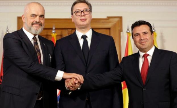 Три тристранни споразумения ще подпишат днес премиерите на Република Северна