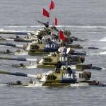 Източният военен окръг на Русия провежда мащабно учение с китайската армия