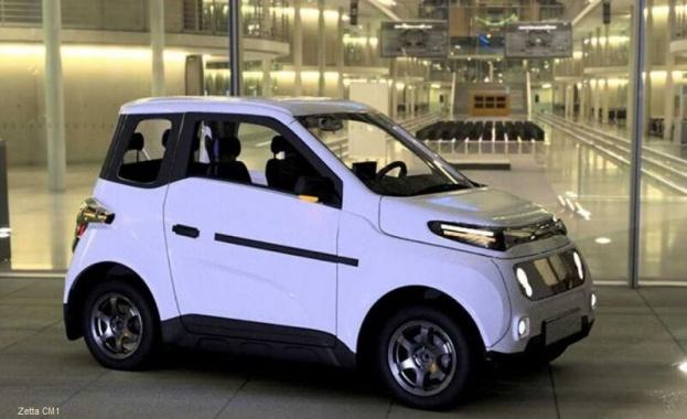 Масовото производство на първия руски електрически автомобил (EV), наречен Zetta,
