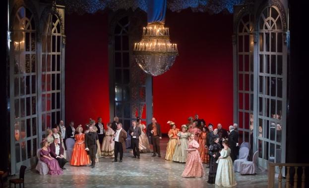 Една от най-известните опери на прочутия композитор Пьотър Чайковски -