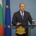 Румен Радев: Президентската институция символизира единството на нацията