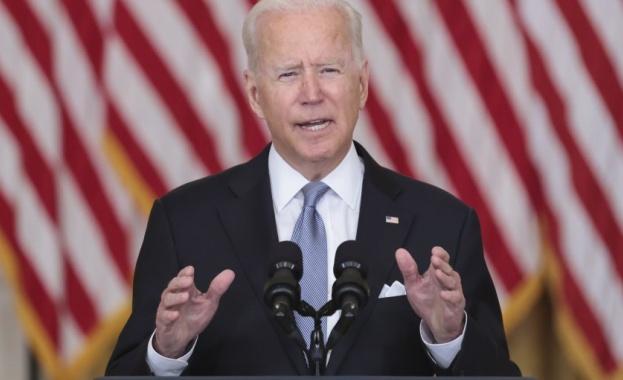 Байдън определи изтеглянето от Афганистан като огромен успех
