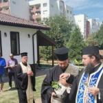 """Започна ремонт на храма """"Св. вмчк. Димитър Солунски"""" в. Кюстендил"""