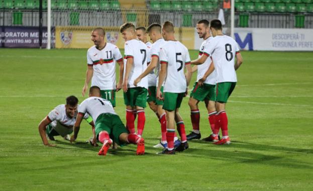 Младежкият тим на България започна великолепно битката в квалификациите за