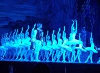 """Кремълски Държавен балет на сцената на НДК в """"Лебедово езеро"""""""
