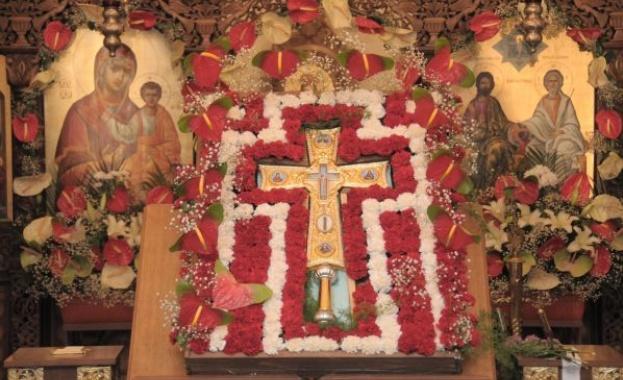 Св. свщмчк Корнилий стотник (Предпразненство на Въздвижение на Честния Кръст)