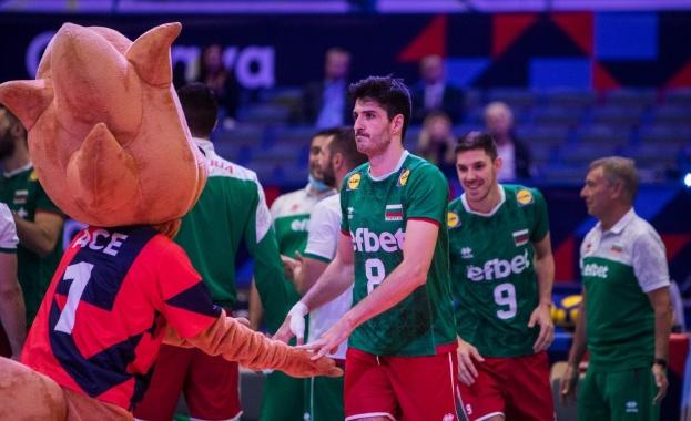 Германия сложи край на българското участие на Евроволей 2021