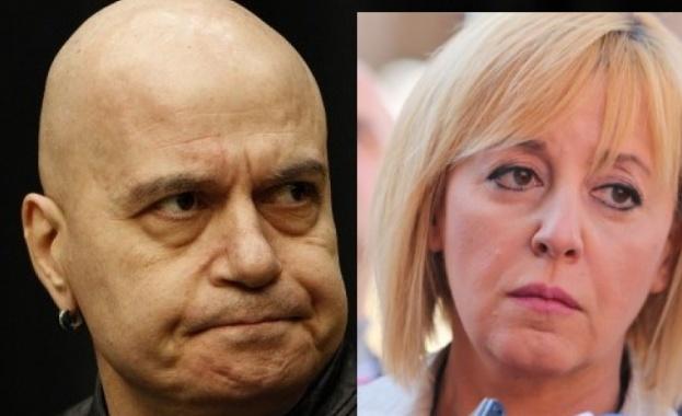 Проучване: Слави Трифонов и Мая Манолова са изгубили половината си избиратели